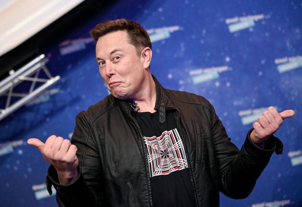 Mischievous Elon